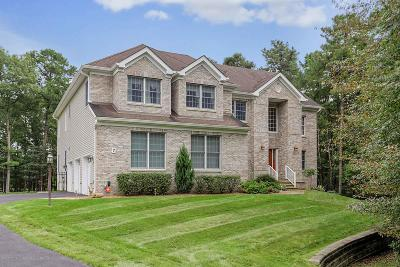 Ocean County Single Family Home For Sale: 7 Flatbrook Run