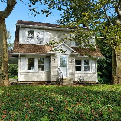 Monmouth County Single Family Home For Sale: 419 Maple Avenue