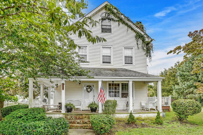 Long Branch Single Family Home For Sale: 276 W End Avenue