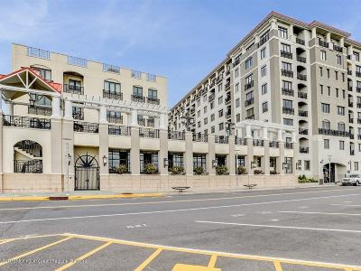 Asbury Park Condo/Townhouse For Sale: 1501 Ocean Avenue #2505