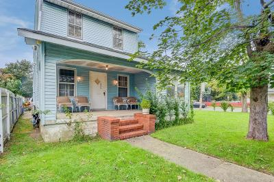 Long Branch Single Family Home For Sale: 429 Joline Avenue