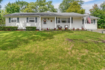 Toms River Single Family Home For Sale: 1094 Bay Avenue