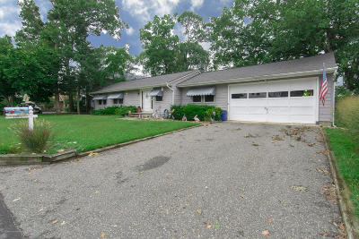 Point Pleasant Single Family Home For Sale: 3105 River Road #A