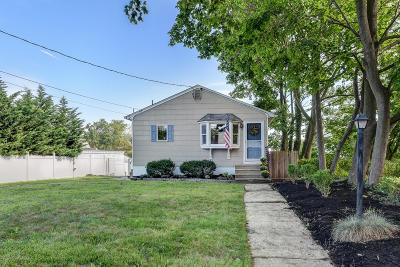 Wall Single Family Home For Sale: 2908 Buchanan Street
