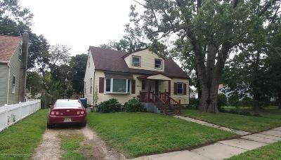 Neptune City, Neptune Township Single Family Home For Sale: 1414 8th Avenue