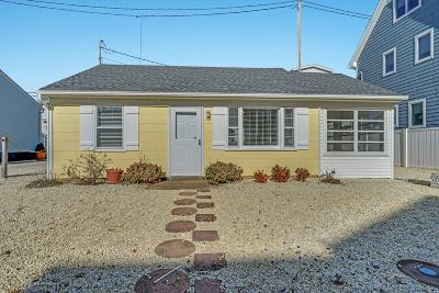 Lavallette Single Family Home Under Contract: 124 S Bayside Road