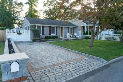 Point Pleasant Single Family Home Under Contract: 2402 Monmouth Court