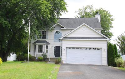 Howell Single Family Home For Sale: 201 Ramtown Greenville Road
