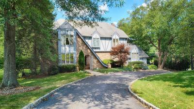 Freehold Single Family Home For Sale: 31 Morgan Court