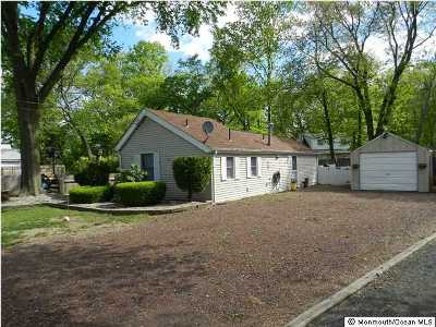 Single Family Home For Sale: 50 Weaverville Road