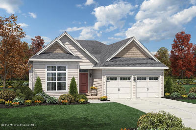 Monmouth County Adult Community Under Contract: 7 Pebble Creek Court