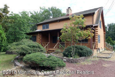Single Family Home For Sale: 871 Bethel Church Road