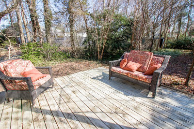 Spring Lake Single Family Home For Sale: 2054 New Bedford Road