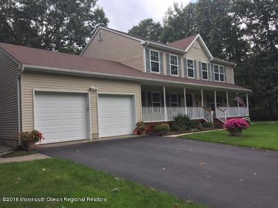 Jackson Single Family Home For Sale: 1 Carroll Court