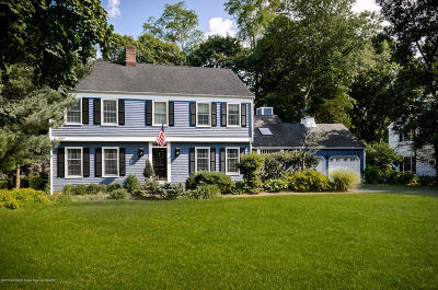 Fair Haven Single Family Home For Sale: 27 Lewis Point Road