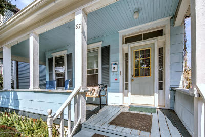Red Bank Multi Family Home For Sale: 67 Wallace Street