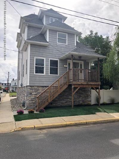 Atlantic Highlands, Highlands Single Family Home Under Contract: 45 Huddy Avenue