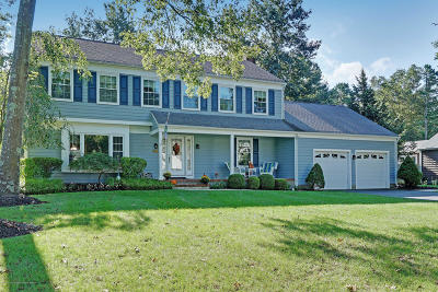 Toms River Single Family Home For Sale: 269 Rivers Edge Lane