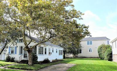 Avon-by-the-sea, Belmar, Bradley Beach, Brielle, Manasquan, Spring Lake, Spring Lake Heights Single Family Home For Sale: 53 Rogers Avenue