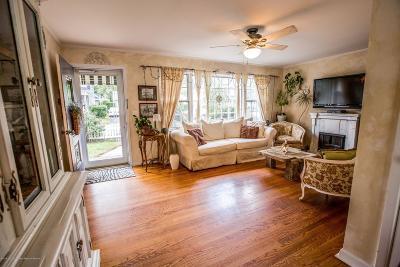 Sea Girt Single Family Home For Sale: 1326 Laurel Avenue