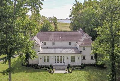 Rumson Single Family Home For Sale: 55 Shrewsbury Drive