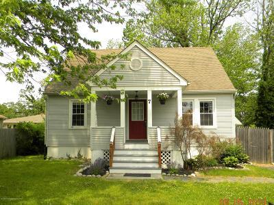 Beachwood Single Family Home For Sale: 7 Beachwood Boulevard