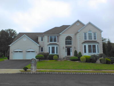 Howell Single Family Home For Sale: 5 Freedom Court