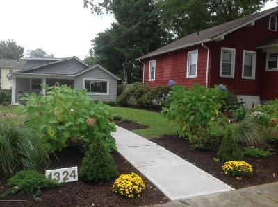 Ocean Twp Single Family Home For Sale: 1324 Vina Avenue