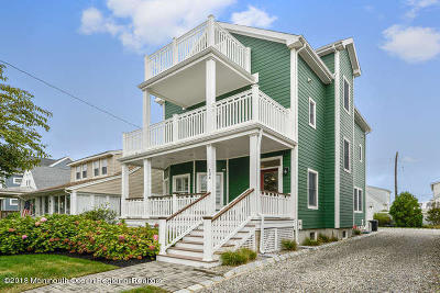 Avon-by-the-sea, Belmar, Bradley Beach, Brielle, Manasquan, Spring Lake, Spring Lake Heights Single Family Home Continue To Show: 104 16th Avenue