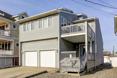 Manasquan Single Family Home Under Contract: 470 Euclid Avenue