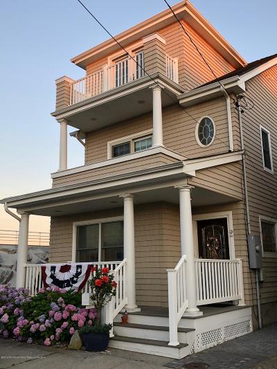 Sea Bright Single Family Home For Sale: 2 E New Street