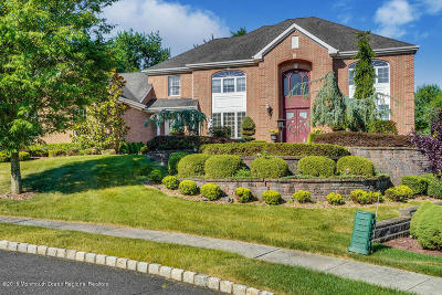 Marlboro Single Family Home For Sale: 11 Molly Pitcher Road