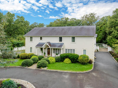 Toms River Single Family Home For Sale: 1094 Schencks Mill Line Road