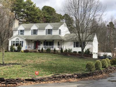 Single Family Home For Sale: 264 Brindletown Road
