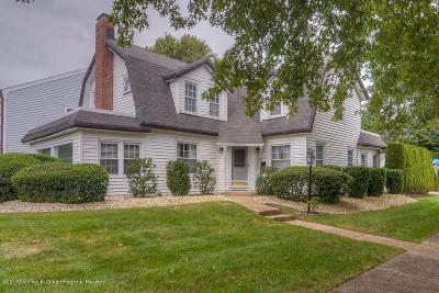 Sea Girt Single Family Home Under Contract: 401 Philadelphia Boulevard