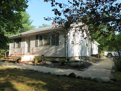 Manchester Single Family Home Under Contract: 183 Beckerville Road