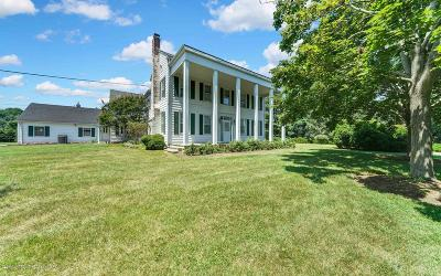 Colts Neck Single Family Home For Sale: 1005 Route 34