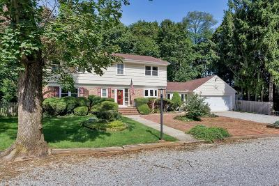 Red Bank Single Family Home For Sale: 185 Prospect Avenue