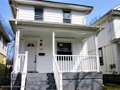Asbury Park Rental For Rent: 1127 1st Avenue