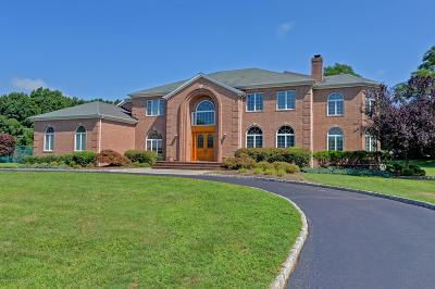 Holmdel NJ Single Family Home For Sale: $1,399,000