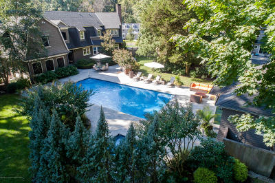 Fair Haven Single Family Home Under Contract: 1 S Woodland Drive