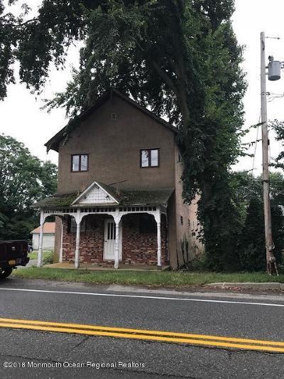 Howell Residential Lots & Land For Sale: 180 Adelphia Road