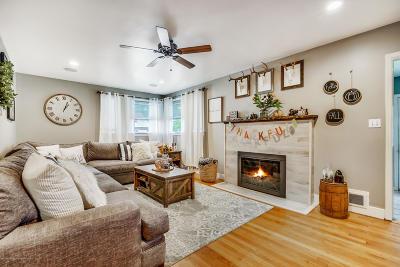 Brick Single Family Home For Sale: 118 McKay Drive