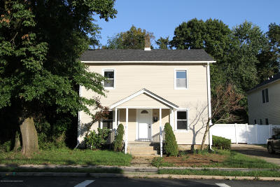 Eatontown Single Family Home Under Contract: 97 Lewis Street