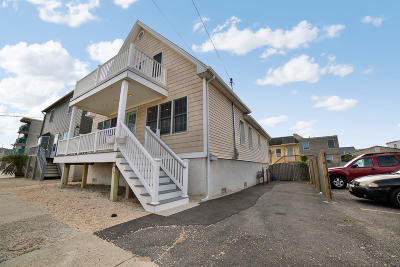 Seaside Heights Single Family Home Under Contract: 31 Kearney Avenue