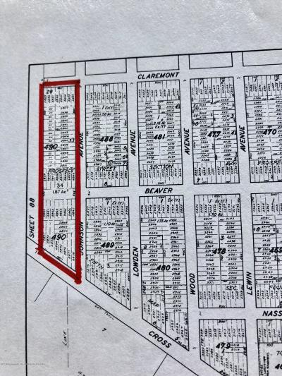 Lakewood Residential Lots & Land For Sale: Cross