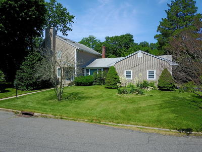 Avon-by-the-sea, Belmar, Bradley Beach, Brielle, Manasquan, Spring Lake, Spring Lake Heights Single Family Home For Sale: 719 Howell Drive