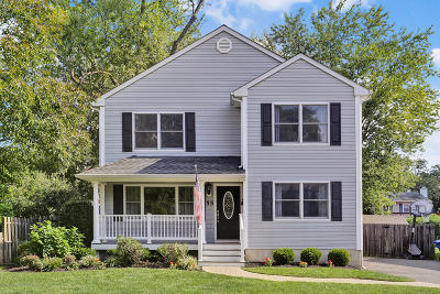 Red Bank Single Family Home For Sale: 55 Roosevelt Circle