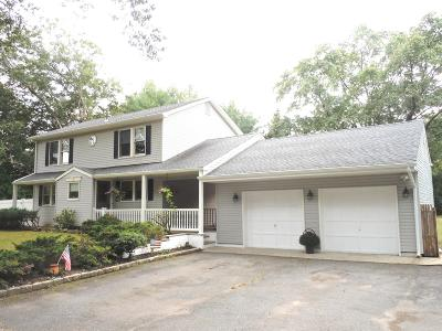Howell Single Family Home For Sale: 1128 Lakewood Farmingdale Road