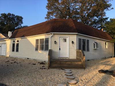 Toms River Single Family Home For Sale: 291 Kettle Creek Road